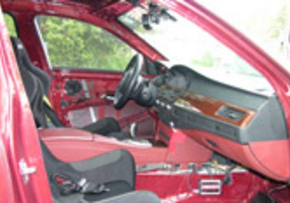 Une BMW M5 E60 taillée pour la piste