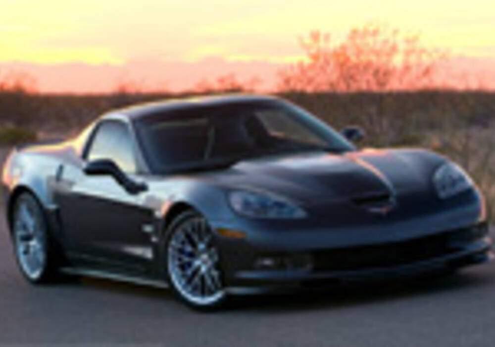 La Corvette ZR1 plus rapide que la Nissan GT-R sur le Ring