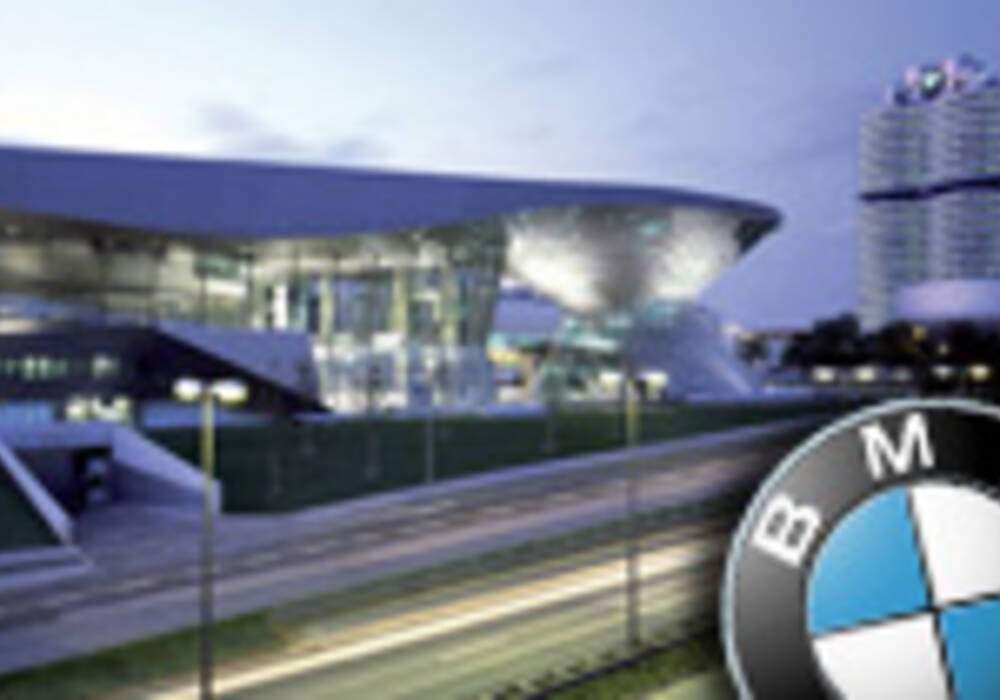 Réouverture du Musée BMW Welt