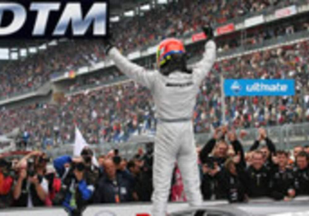 DTM : Jamie Green victorieux au Norisring