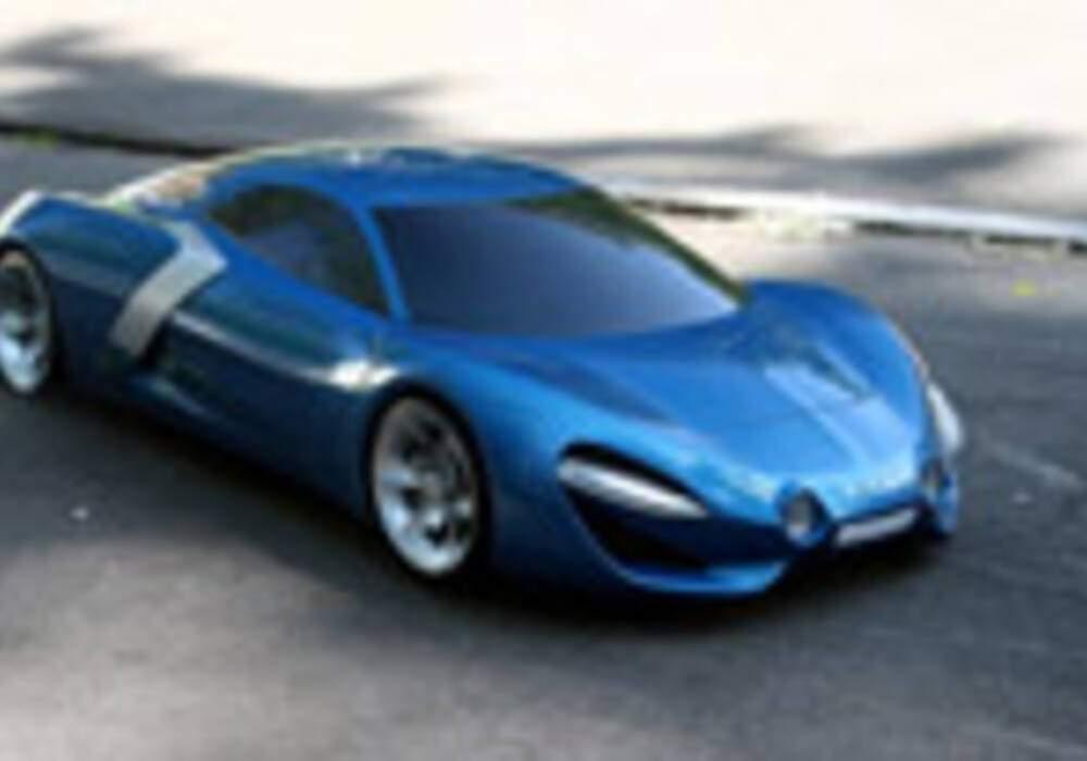 Etude de style : Renault Alpine