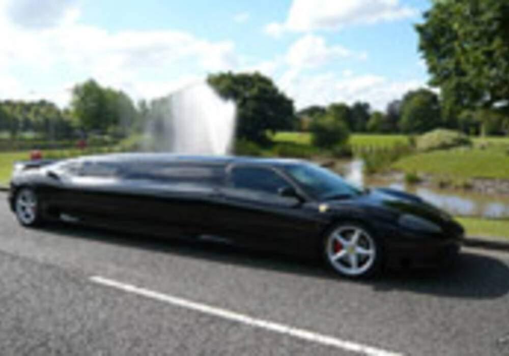 Ferrari 360 Modena Limousine sur eBay