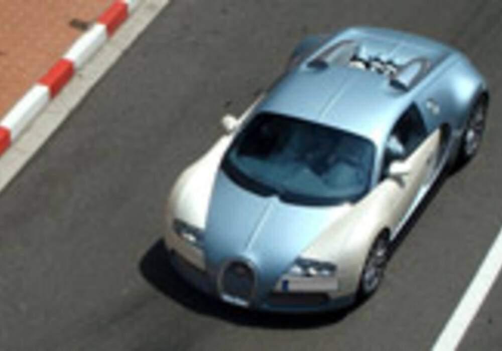 Brève rencontre : Bugatti Veyron