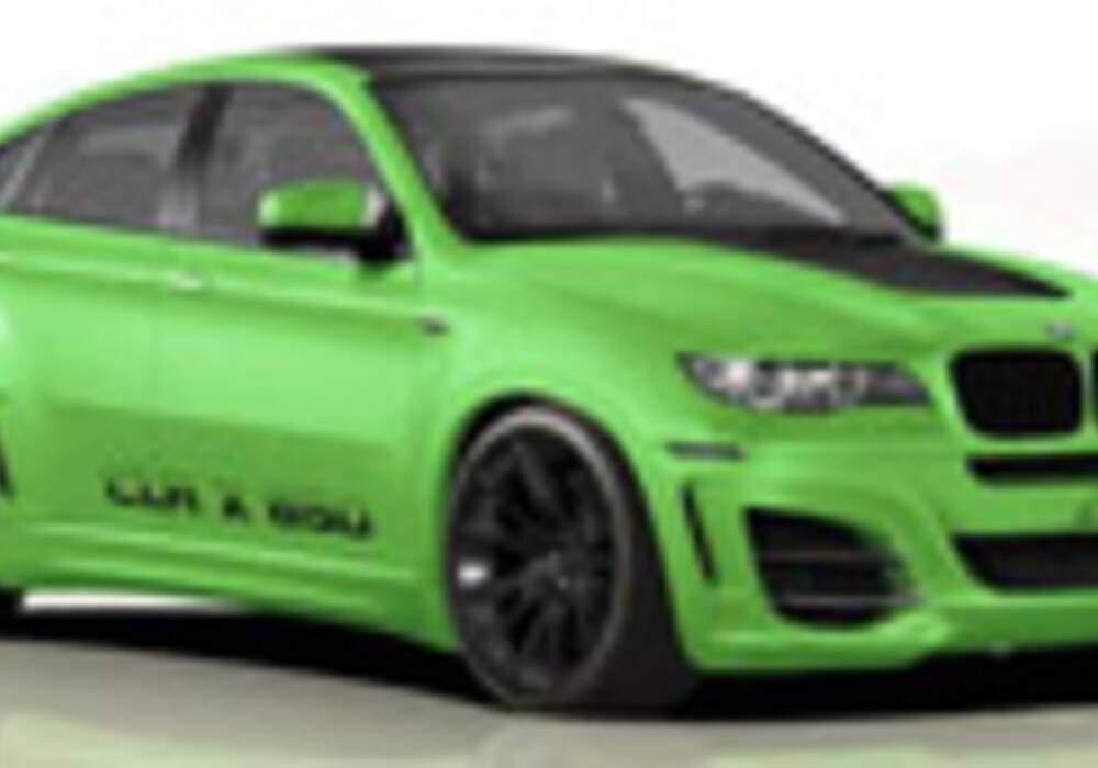 Lumma CLR X650 BMW X6