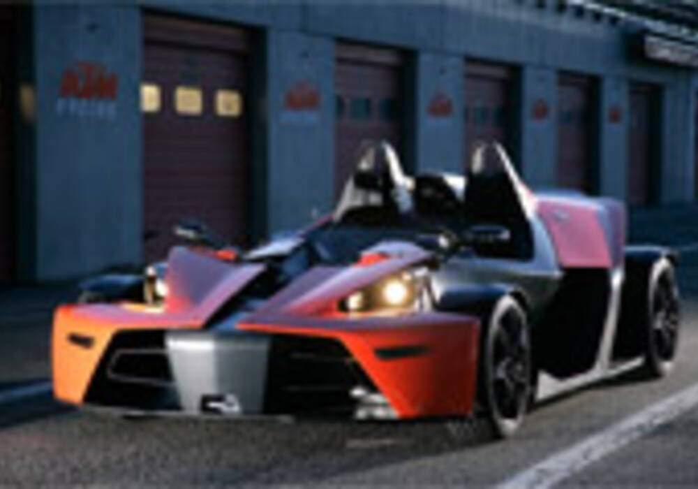 Un nouveau KTM X-Bow plus puissant