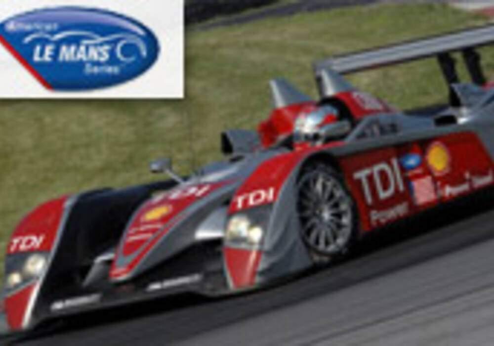 ALMS: Audi renoue avec la victoire à Mid-Ohio
