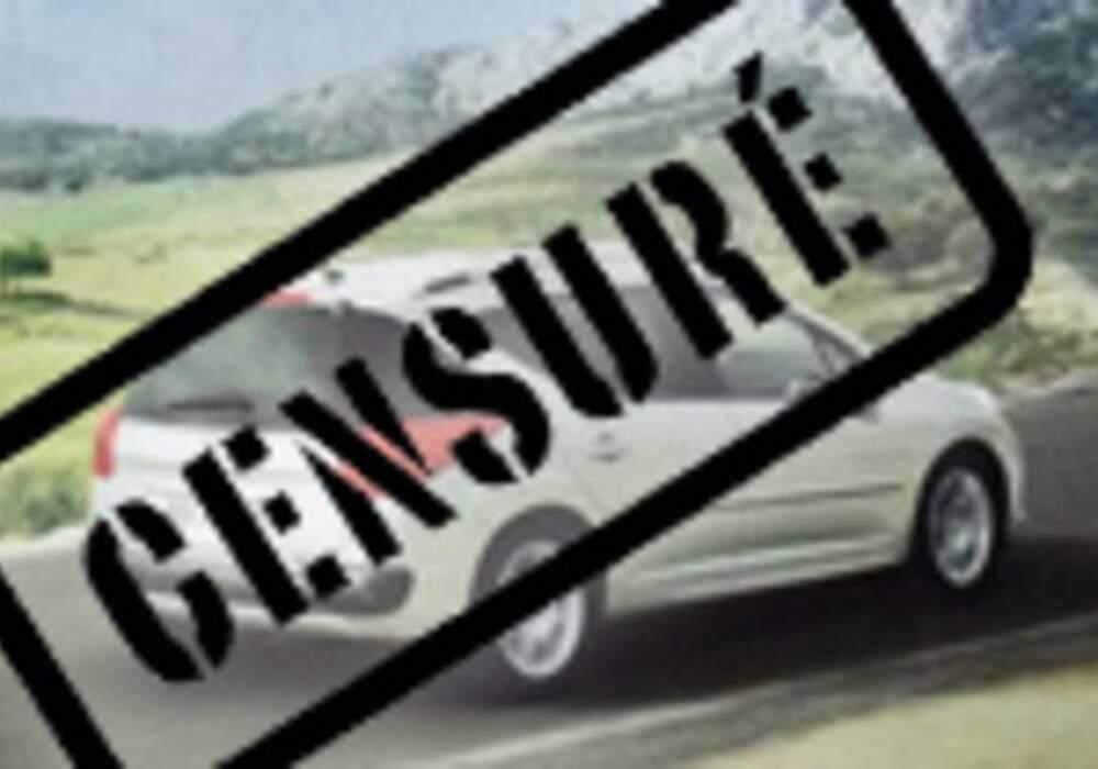 Peugeot stoppe la diffusion d'une publicité pour cause de faits divers