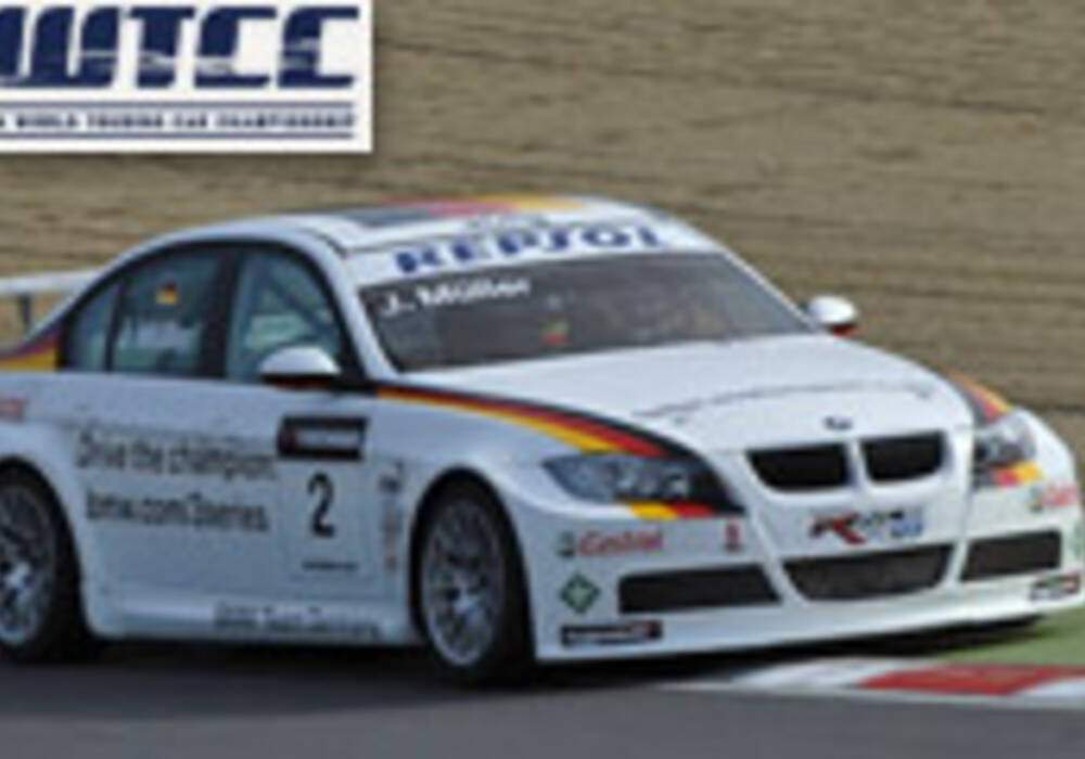 WTCC: Jorg Muller et Alain Menu victorieux à Brands Hatch