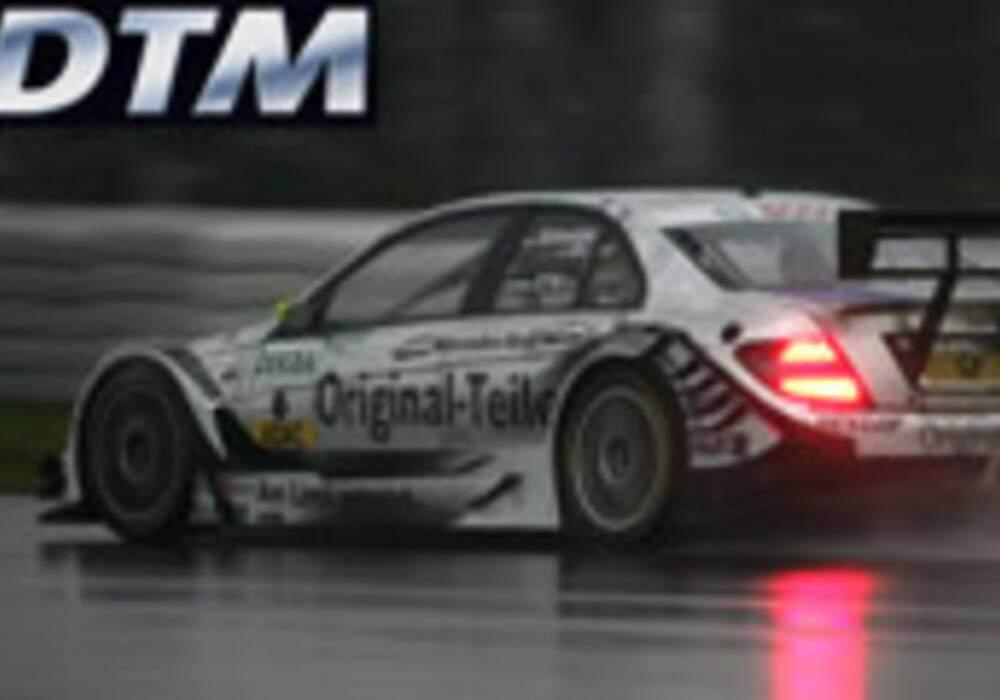 DTM: Bernd Schneider parieur gagnant au Nurburgring