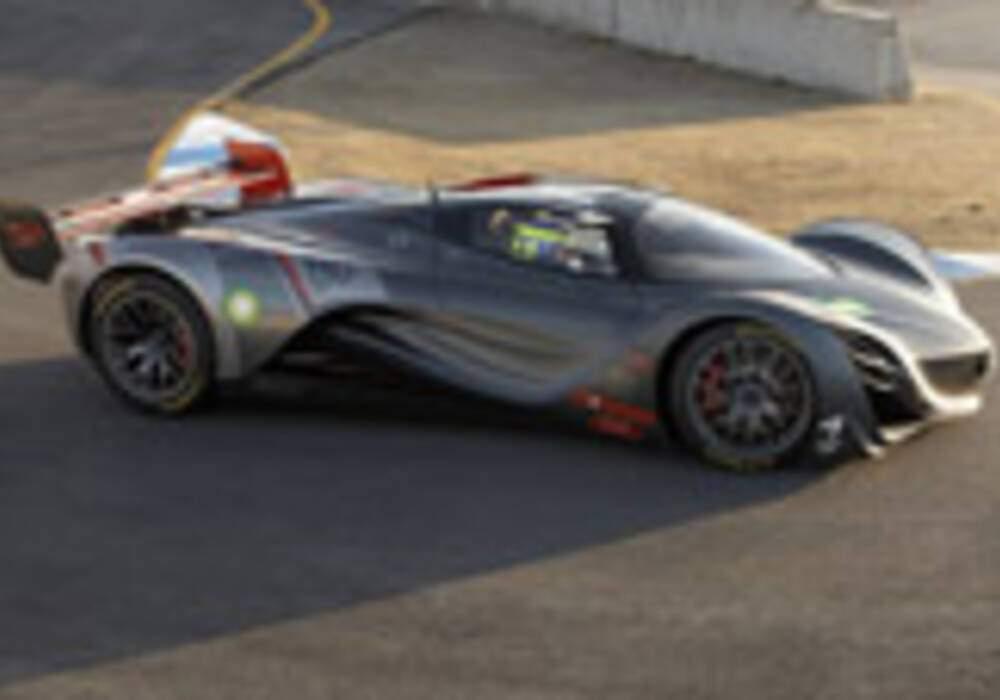 Mazda Furai Concept sur la piste