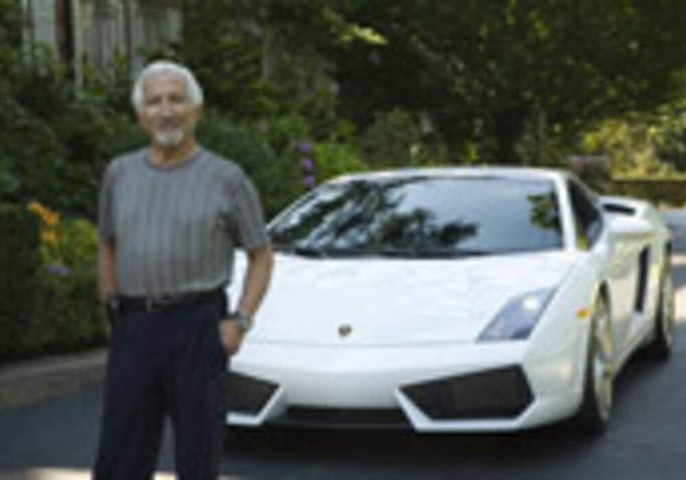 Première Lamborghini Gallardo LP560-4 livrée aux États-Unis