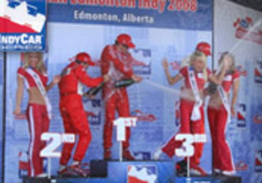 Indycar: Scott Dixon s'impose à Edmonton