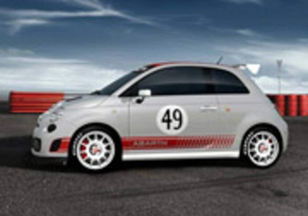 Vidéo : Fiat 500 Abarth Assetto Corse