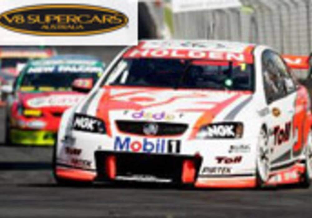 V8 Supercars: Garth Tander vainqueur du meeting de Winton