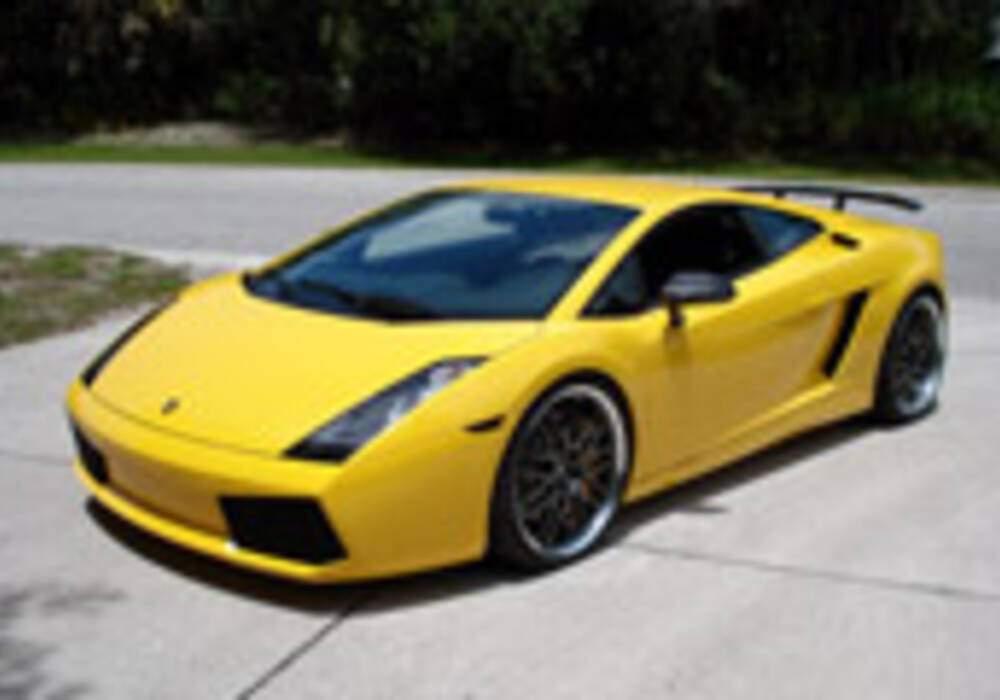 Heffner sort 930 chevaux d'une Lamborghini Gallardo