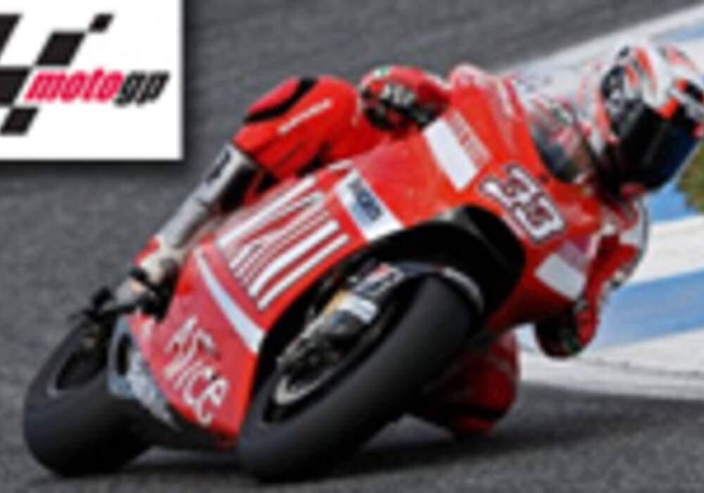 Moto GP: Marco Melandri continue chez Ducati