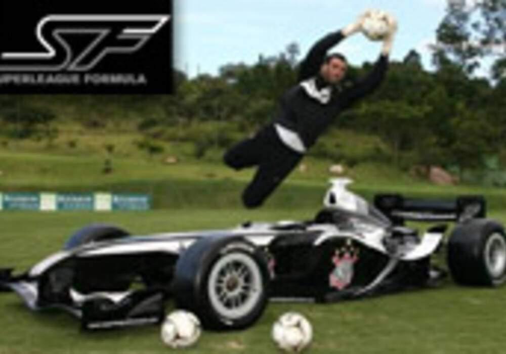 Superleague Formula, la fusion du football et du sport automobile