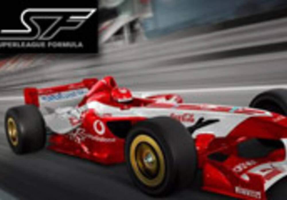 Superleague Formula: Robert Doornbos (AC Milan) déjà devant aux essais à Vallelunga