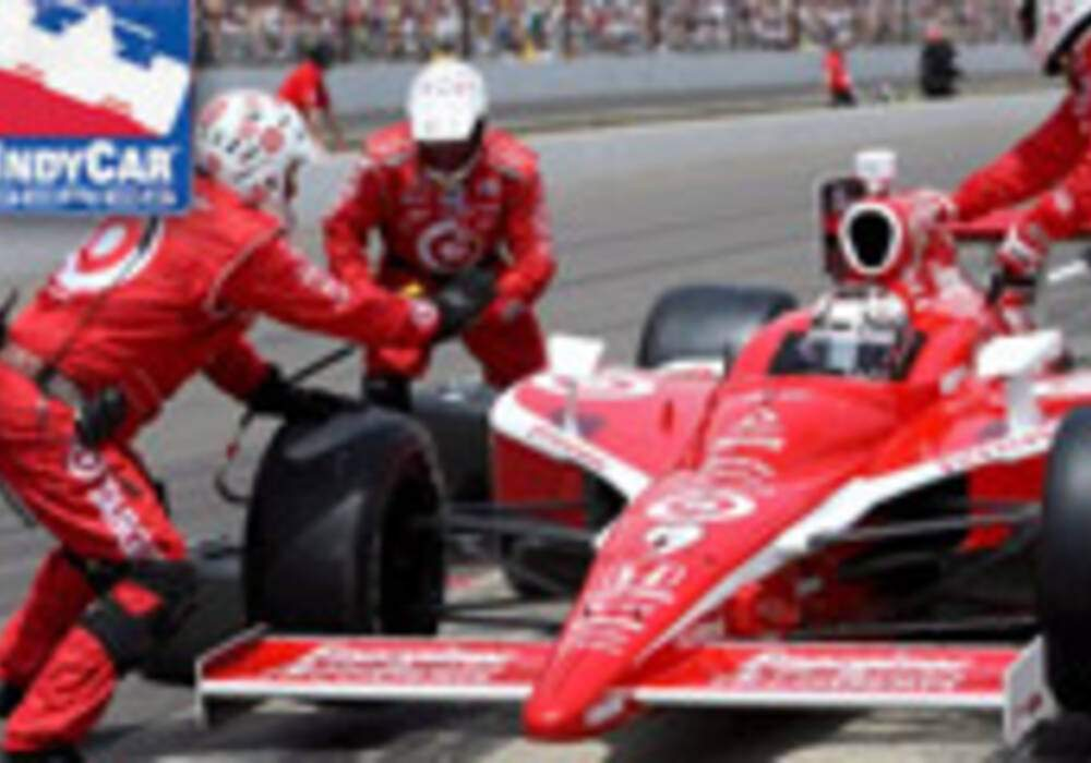 Indycar: Scott Dixon opportuniste au Kentucky