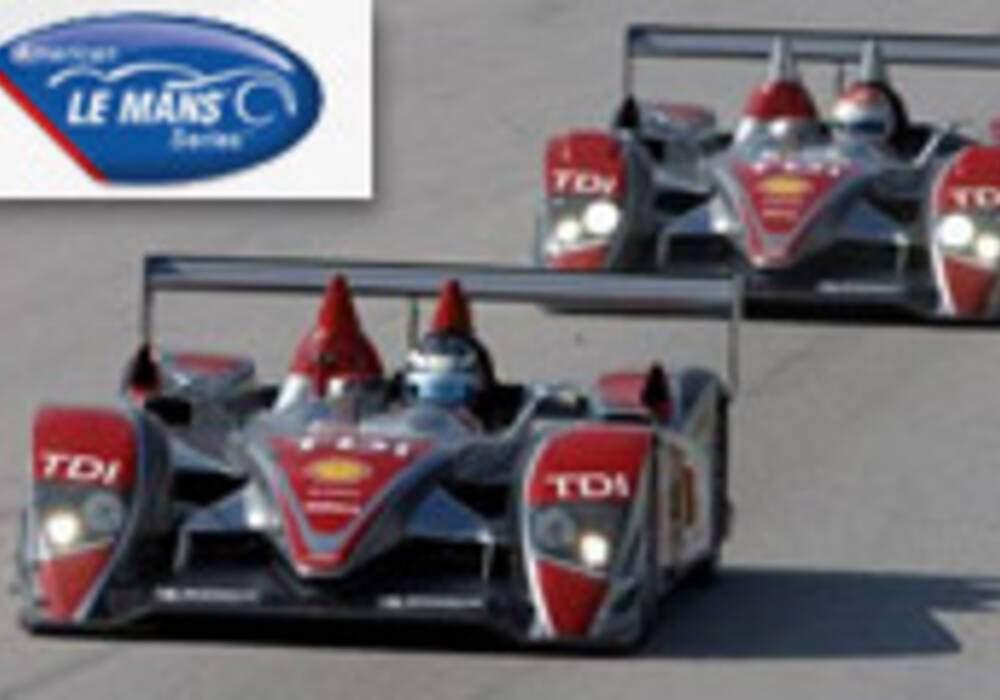 ALMS: Doublé Audi à Road America