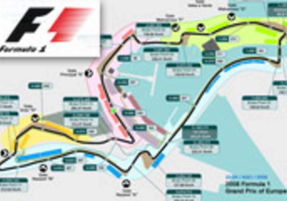 Formule 1: Présentation du grand prix d'Europe (Valencia)
