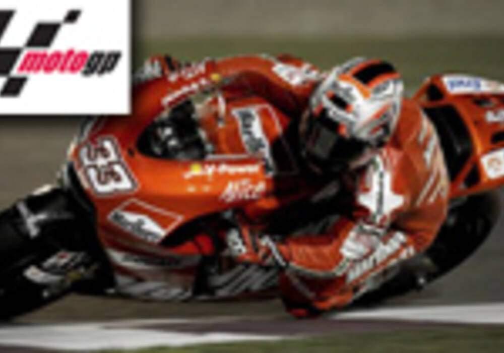 Moto GP : Marco Melandri rejoindra Kawasaki en 2009