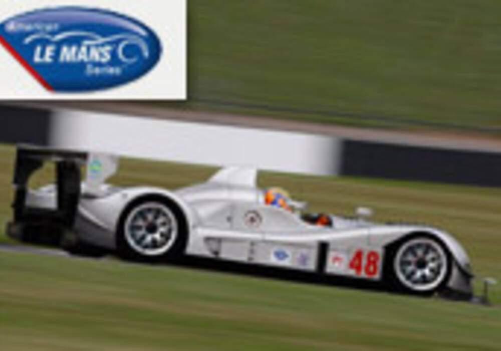 ALMS: Une hybride Zytek en LMP1 dès Petit Le Mans