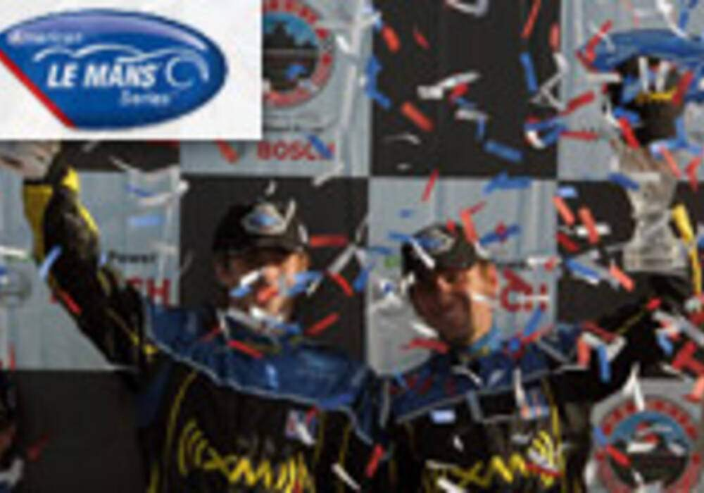 ALMS: Andretti Green Racing (Acura) victorieux à Détroit