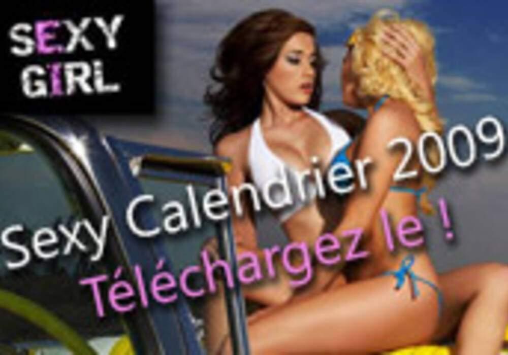 Téléchargez gratuitement le calendrier 2009 le plus sexy du moment