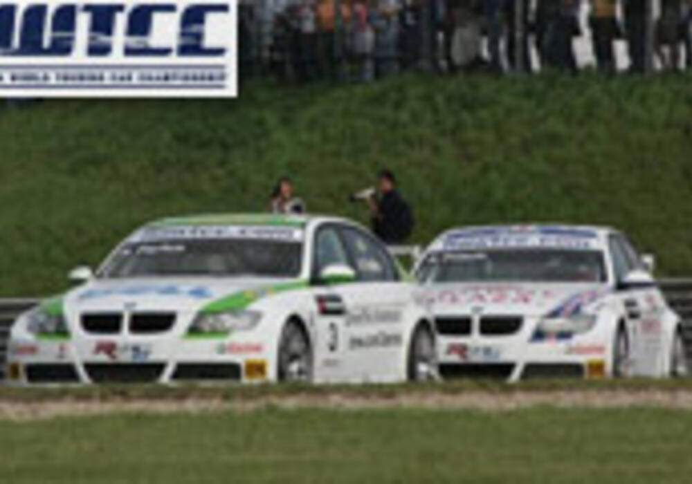 WTCC: Doublé BMW à Oschersleben