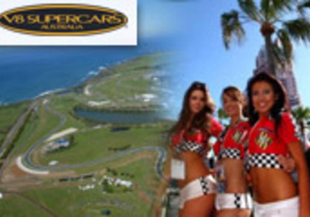 V8 Supercars: Les équipages pour Phillip Island