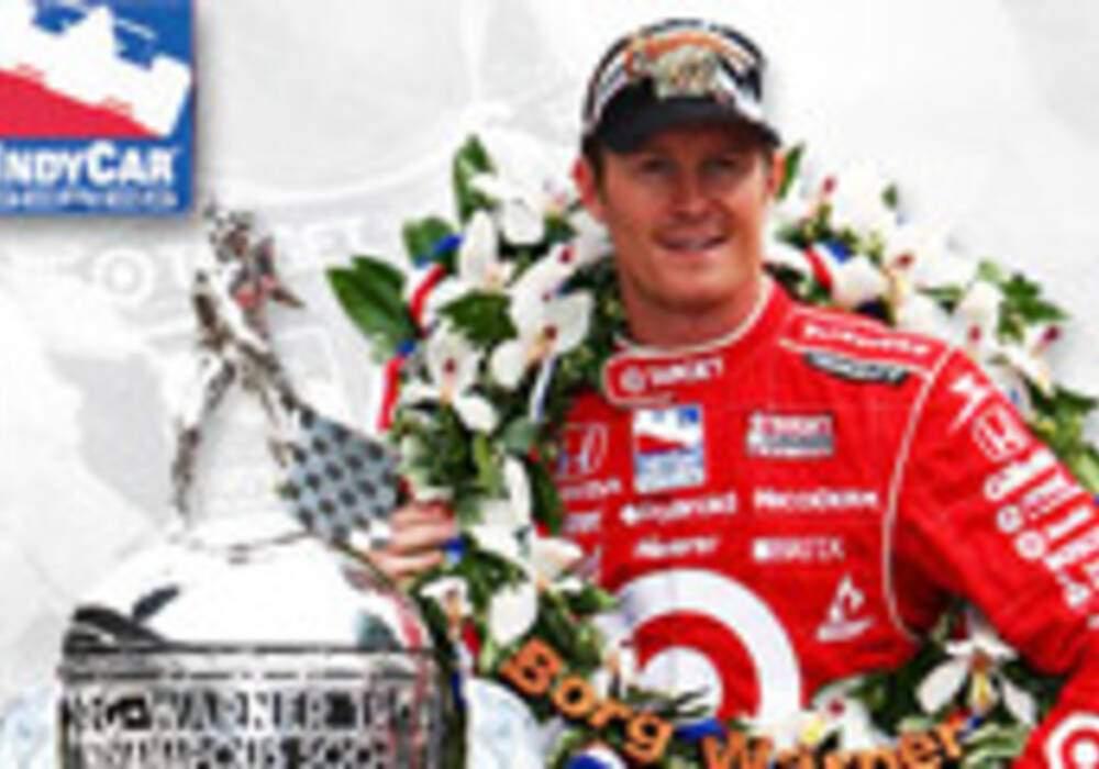 IndyCar: Castroneves vainqueur pour 0.0033 secondes, Dixon champion!