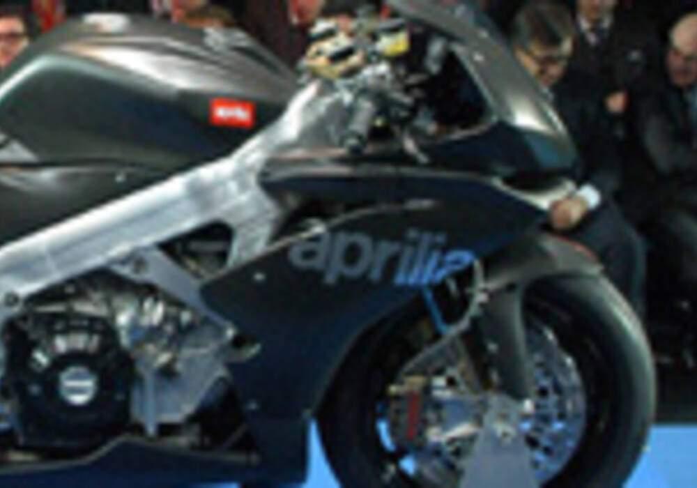 Aprilia RSV-4 : le démarquage du constructeur italien