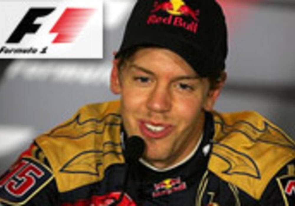 Formule 1: Vettel taille patron à Monza!
