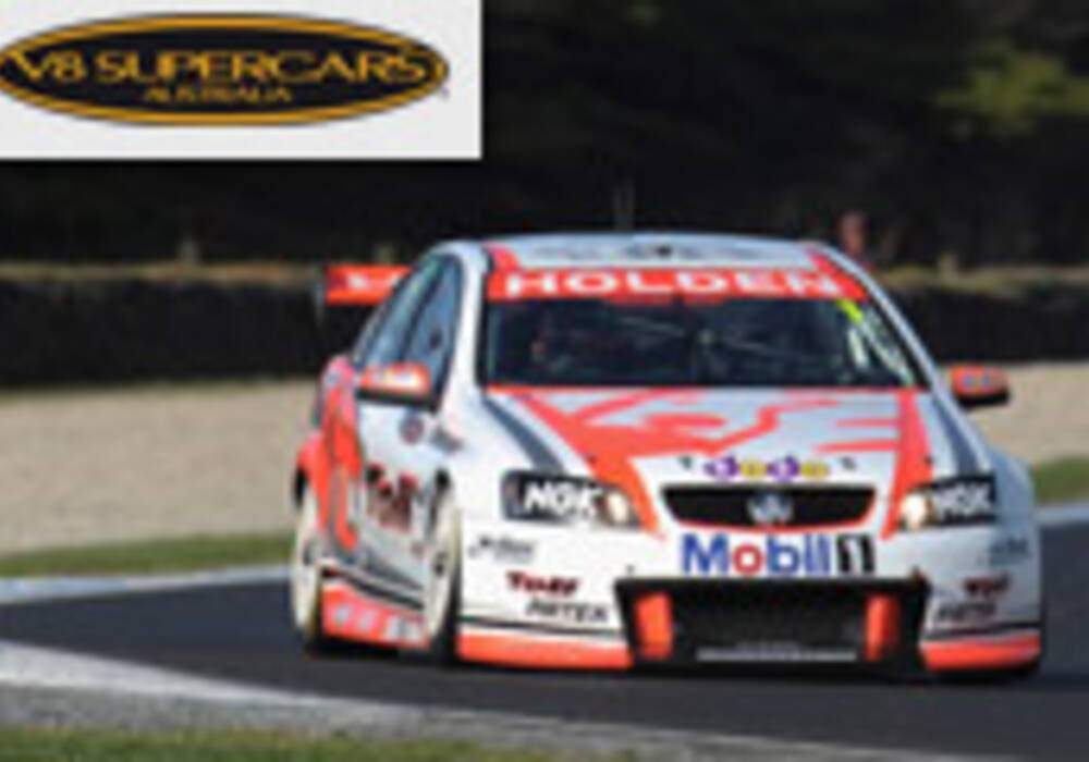 V8 Supercars: Tander et Skaife vainqueurs à Phillip Island