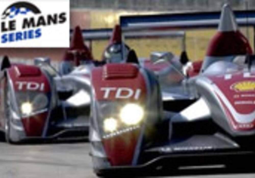 LMS: Audi gagne tout à Silverstone