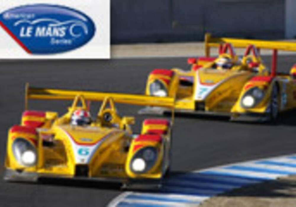 ALMS: Trois RS Spyder pour Penske au Petit Le Mans