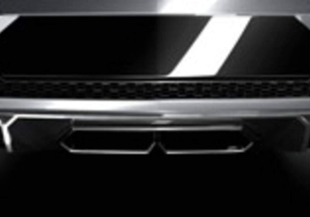Une nouvelle Lamborghini pour Paris