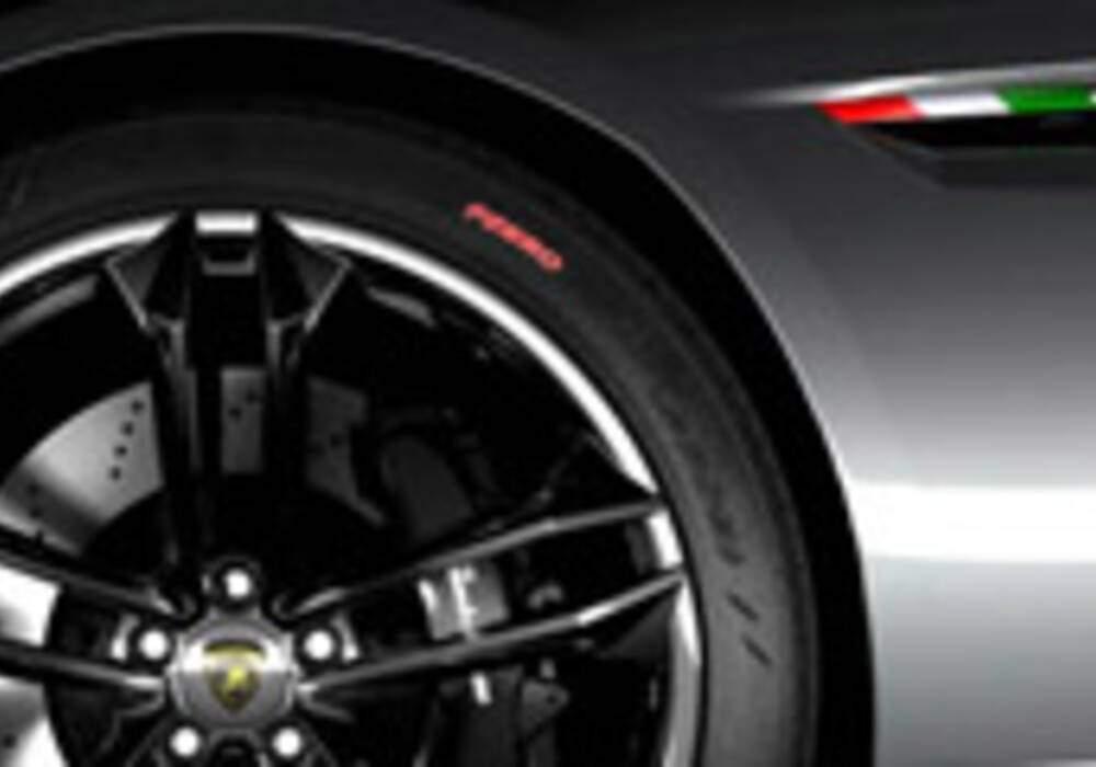 Teaser Lamborghini (Suite du mystère)