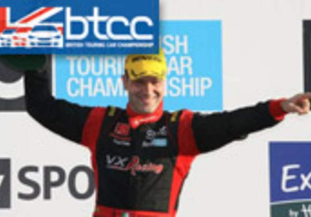 BTCC: Fabrizio Giovanardi champion 2008 du BTCC