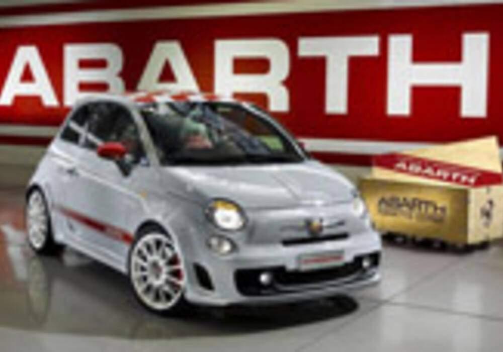 Fiat 500 Abarth EsseEsse, premiers clichés officiels