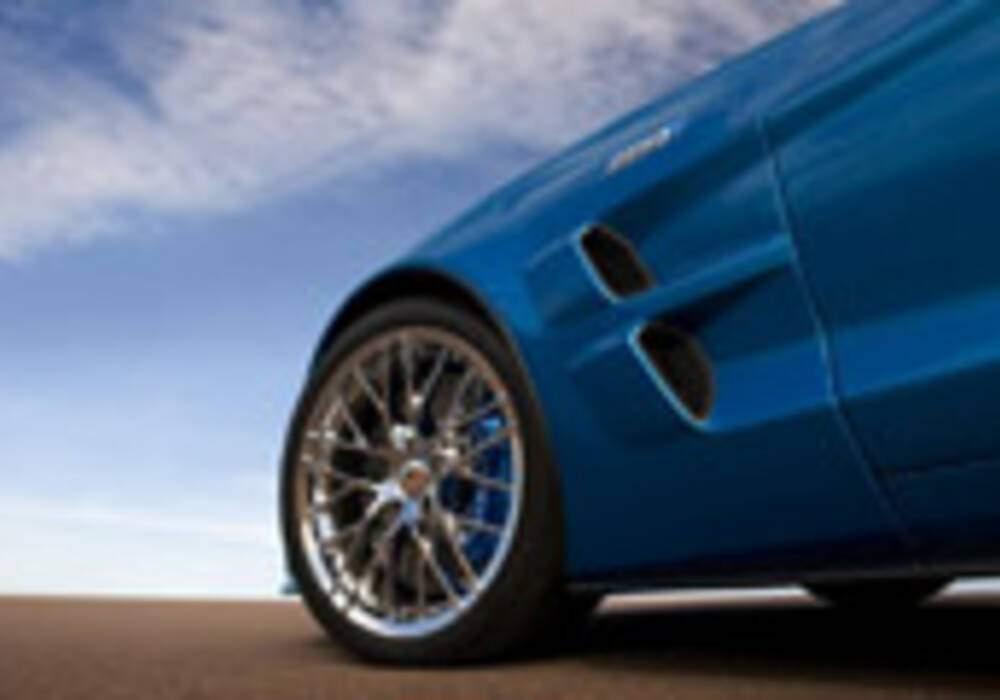 Passage au banc pour la Corvette ZR1