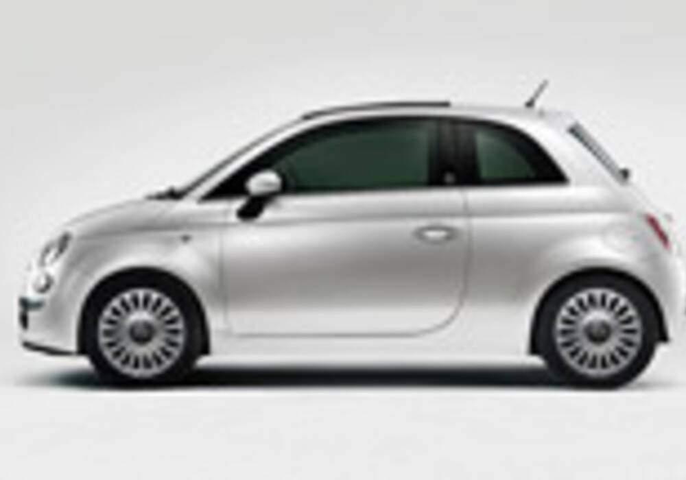 Fiat 500 PUR-O2 pour Paris
