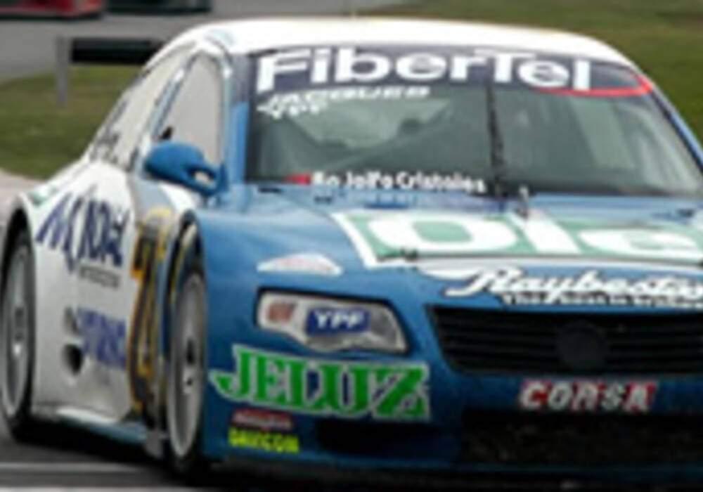 Jacques Villeneuve en Argentine