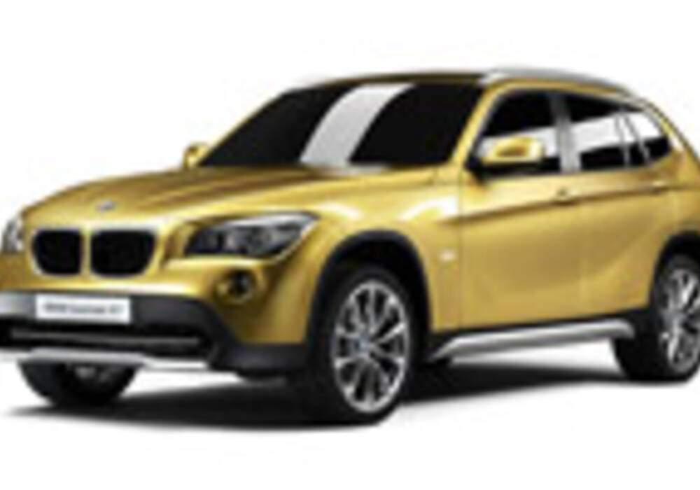 BMW X1 Concept. Photos et vidéos