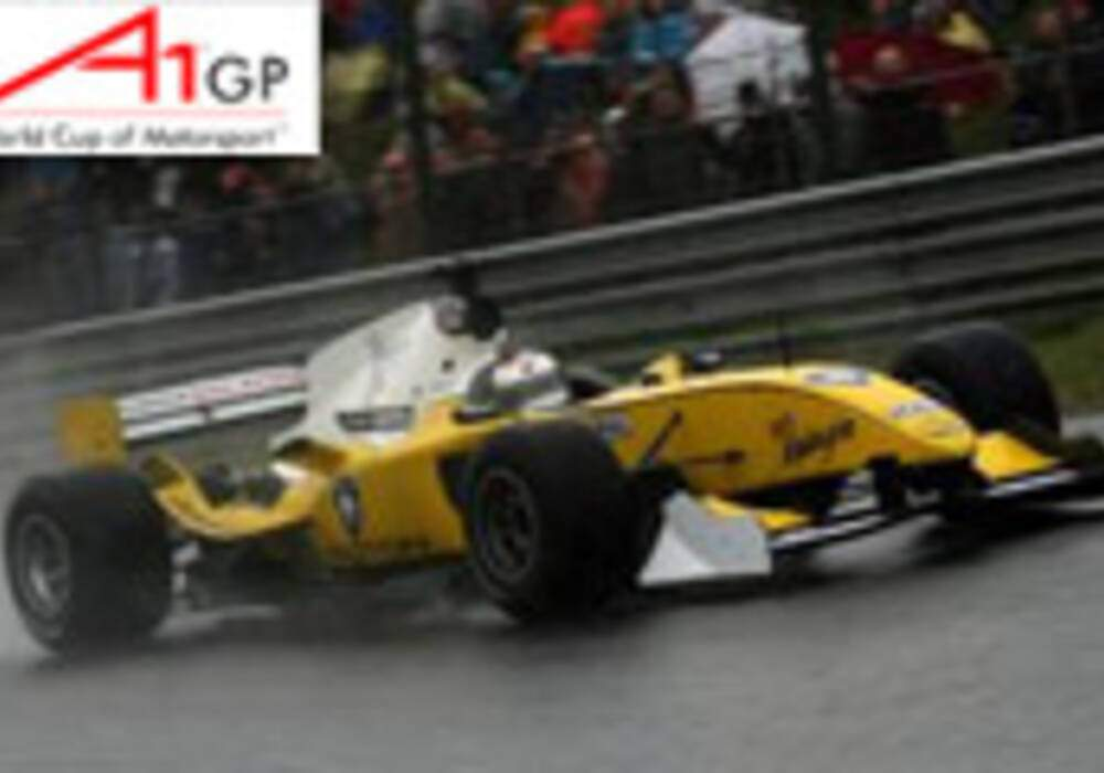 A1 GP: La Malaisie et France vainqueurs à Zandvoort