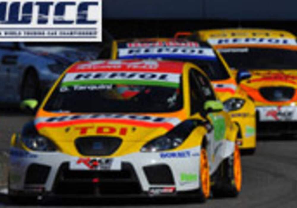 WTCC: Week end parfait pour Seat à Monza