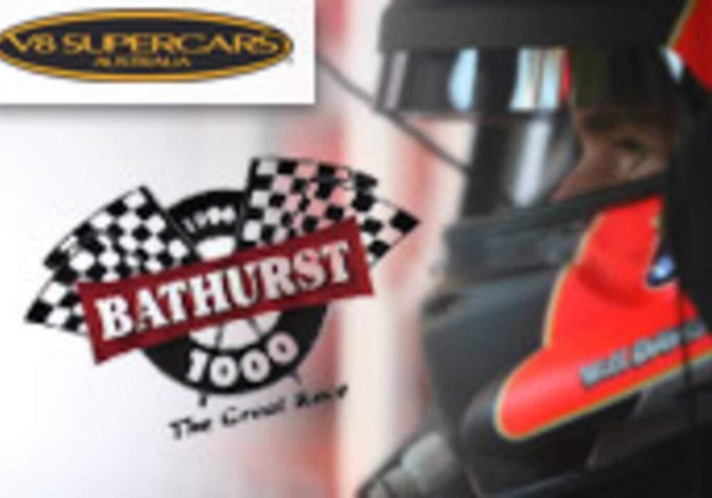 V8 Supercars: Les équipages pour Bathurst
