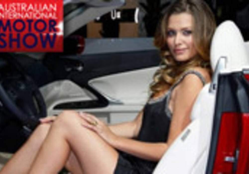Les hôtesses: Australian International Motor Show 2008