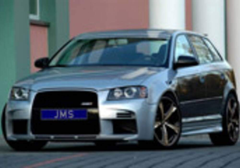 JMS s'attaque à l'Audi A3 Sportback